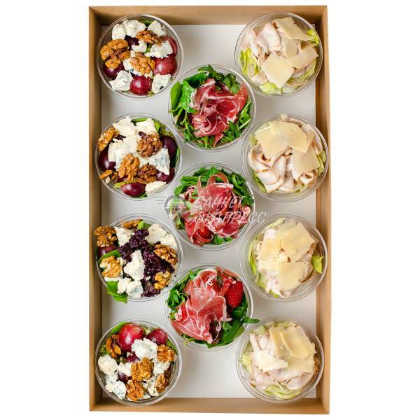 Chef salads Set